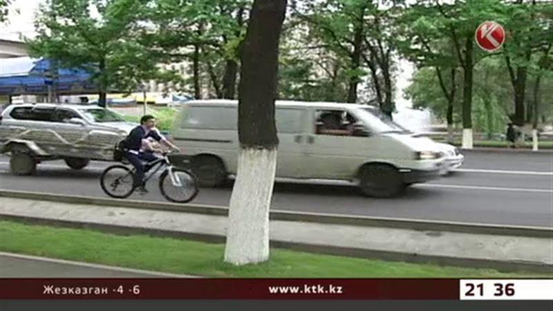У Алматы появится молодёжный велоклуб