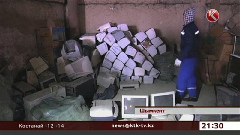 В Шымкенте опасные отходы будут утилизировать на спецоборудовании