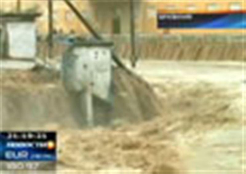 Мощное наводнение на северо-востоке Бразилии: стихию вызвали сезонные проливные дожди
