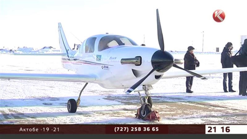 В Уральске, наконец, взлетел самолёт местного производства