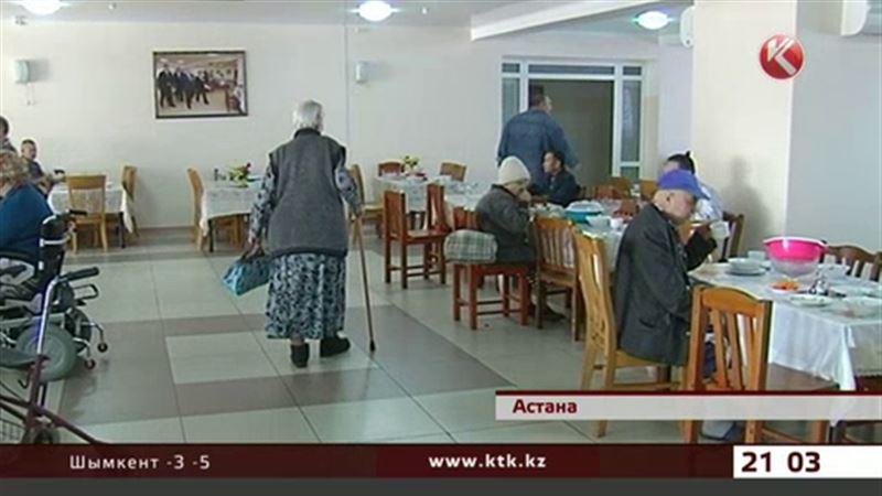 Правительство пересмотрит размер выплат подопечным домов престарелых