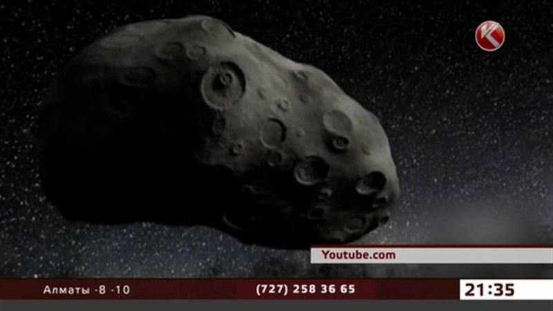 Огромный астероид приблизится этой ночью к Земле