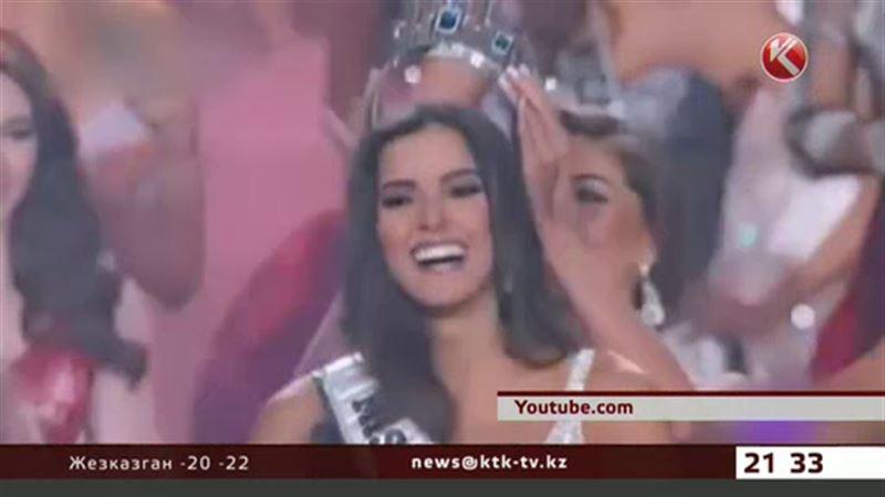 Титул «Мисс Вселенная» завоевала колумбийка