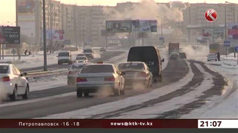 В Восточном Казахстане отменили занятия – минус 42