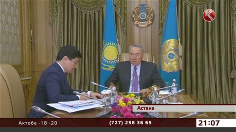 Первый зампред «Нур Отана» рассказал Президенту, как выполняется  «Нурлы жол»