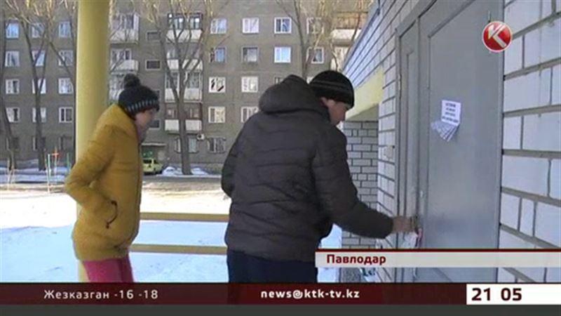 В Павлодаре молодые семьи не могут въехать в новый дом