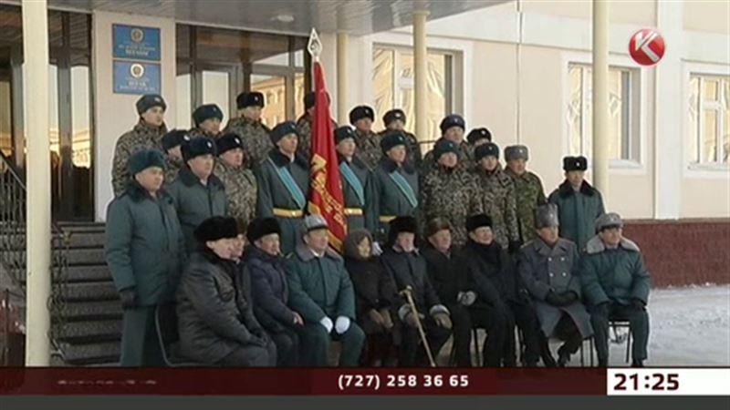 Началась эстафета передачи Боевого знамени 72-ой Гвардейской стрелковой дивизии