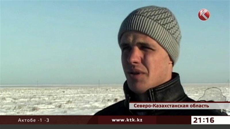 Североказахстанец шел на ракетницы спасателей и избежал гибели