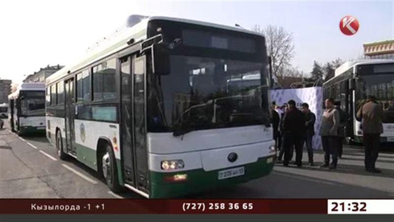 Прокатиться в автобусе с вай-фаем можно в Шымкенте