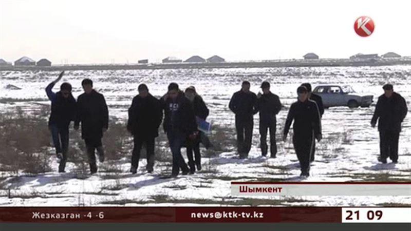 200 шымкентских семей неожиданно оказались захватчиками чужой земли