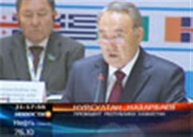 В Астане открылась конференция Организации по безопасности и сотрудничеству в Европе