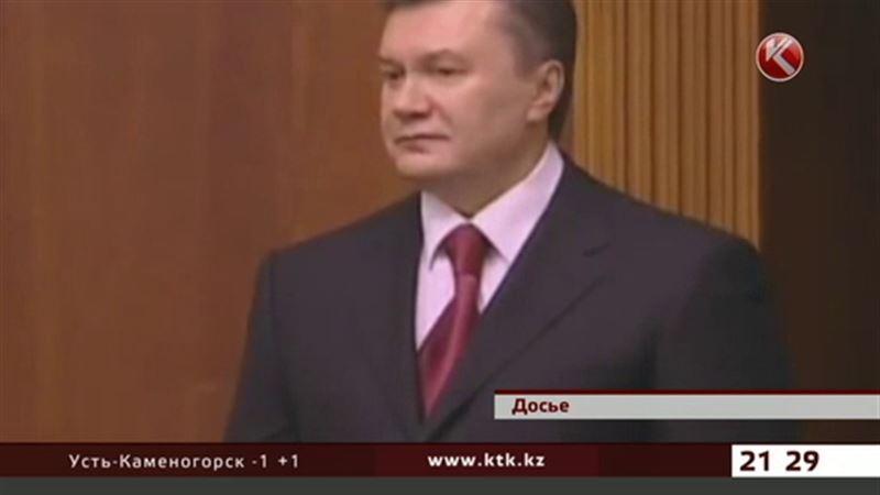 Россия не выдаст Украине Виктора Януковича