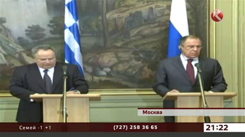 Греция поддержит Россию за определенную плату