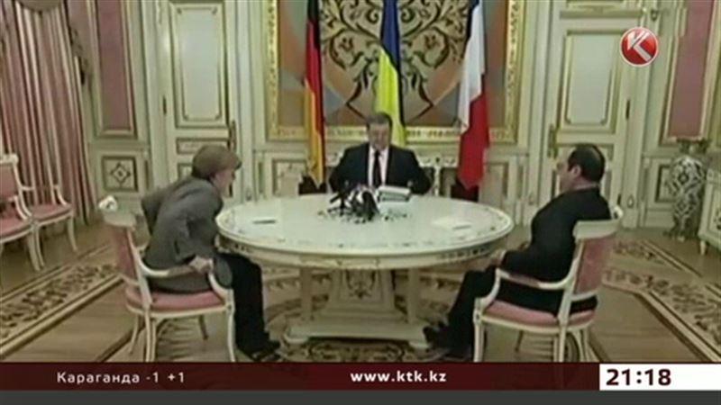 Как добиться мира на Украине, решают в Минске