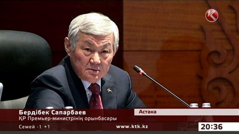 Сапарбаев Астанадан шықпайтын Білім министрінің шаңын қақты