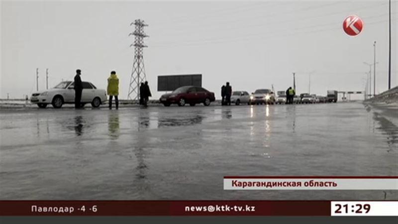 На востоке страны прошли проливные дожди