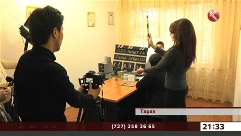 Таразские любители на голом энтузиазме пытаются снять свое кино