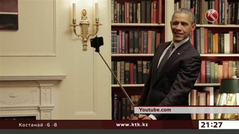 Как кривляется американский президент, посмотрели миллионы
