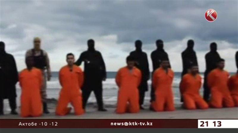 Террористы ИГИЛ опубликовали видеозапись массовой казни христиан