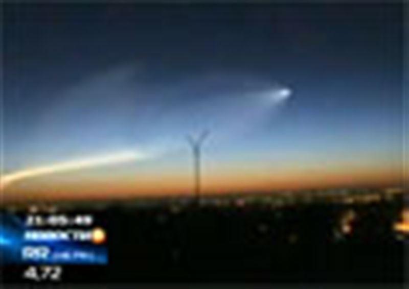 Жители сразу нескольких регионов страны наблюдали в небе необычное явление