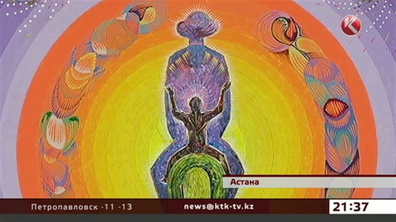 Отечественных живописцев вдохновила госпрограмма «Нурлы Жол»