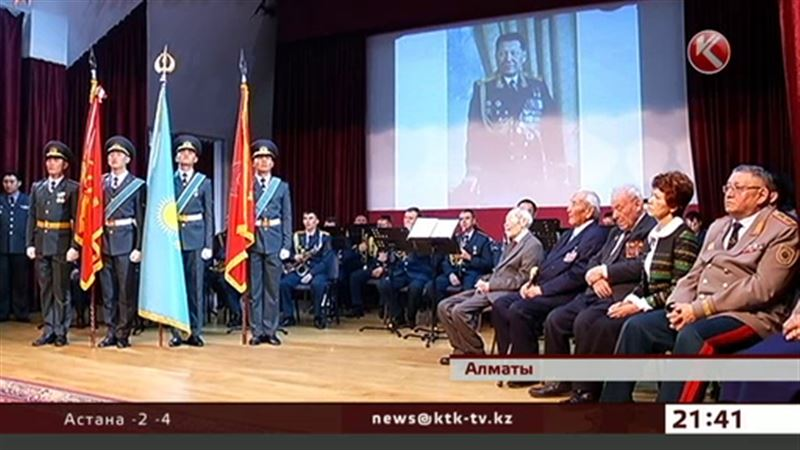 Орден Отечественной войны II степени вручили семье Сагадата Нурмагамбетова