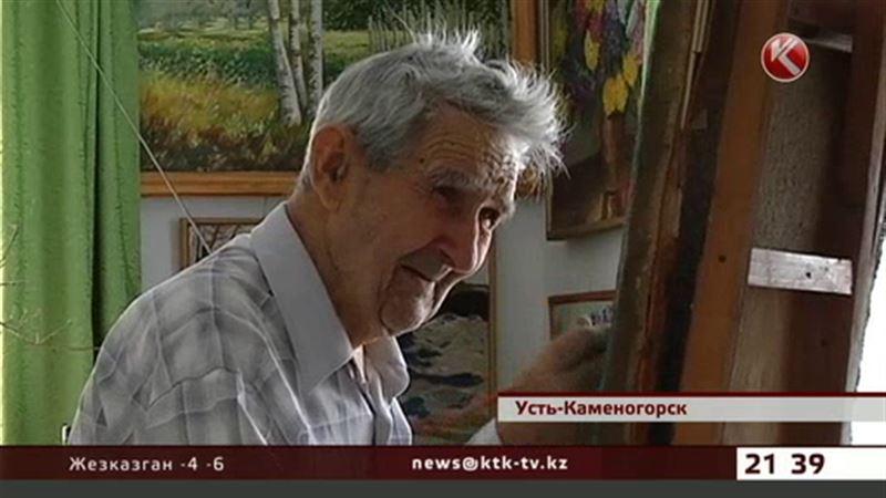 Разведчик в прошлом, а теперь художник – герой проекта «Народный герой»