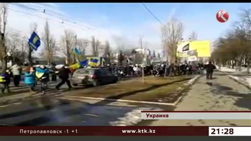 В Харькове скорбят по погибшим в результате теракта