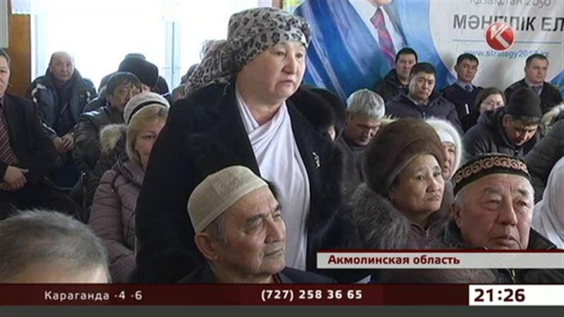 В Акмолинской области все село вступилось за нарушителей закона