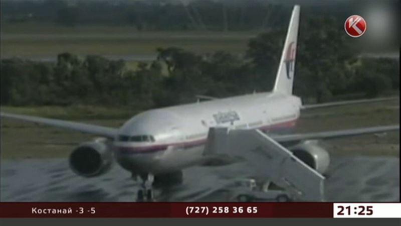 Самолёт компании Malaysia Airlines, оказывается, угнали