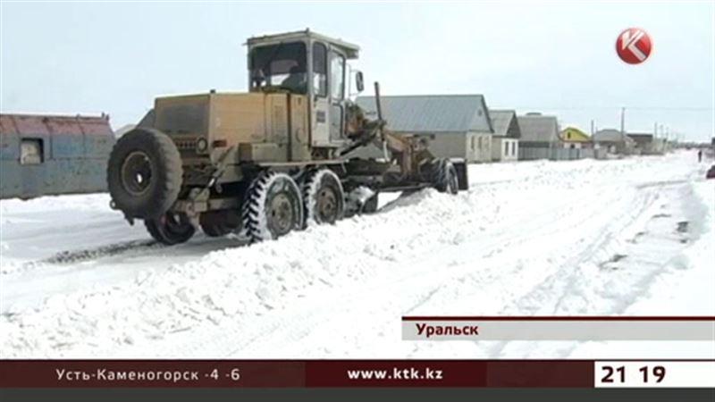 Уральские окраины готовятся к паводку