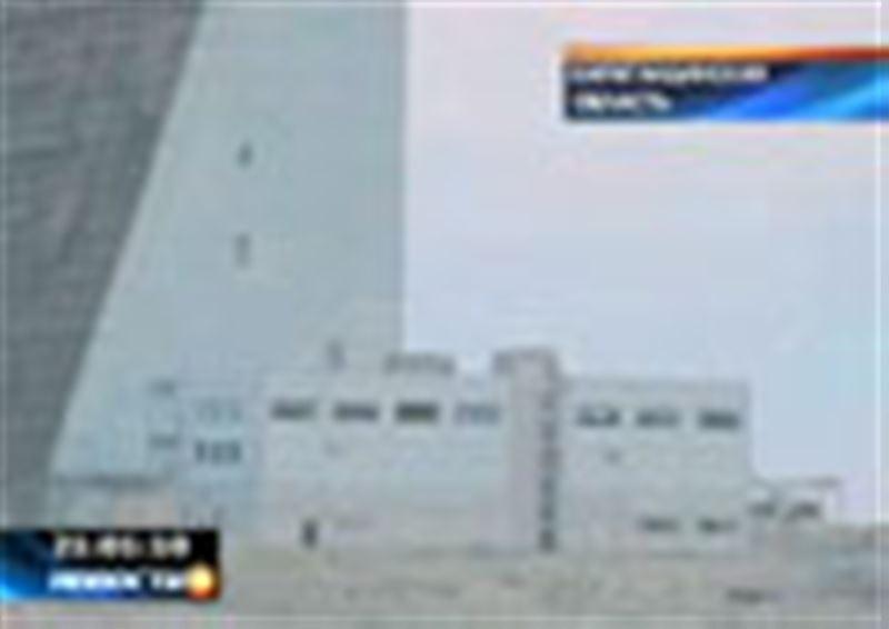 На берегу озера Балхаш полностью обрушилось заброшенное здание радиолокационной станции «Дарьял-У»