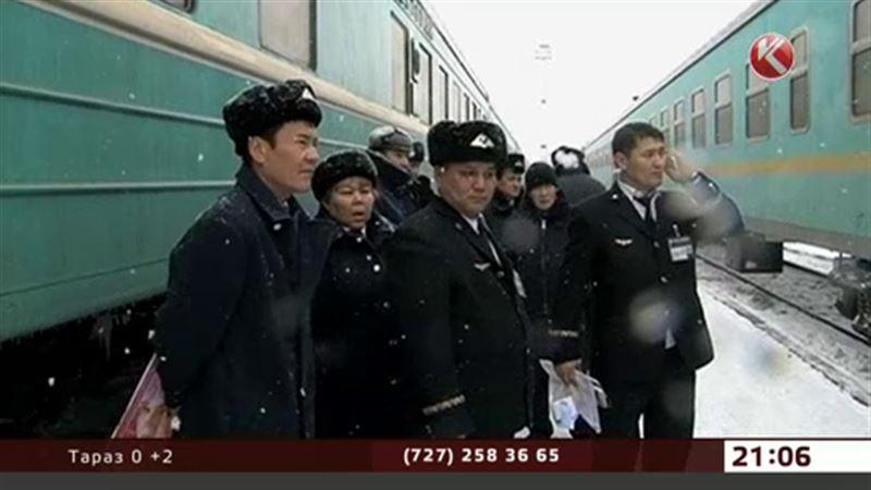 В «Казахстан темир жолы»  не собираются сокращать персонал