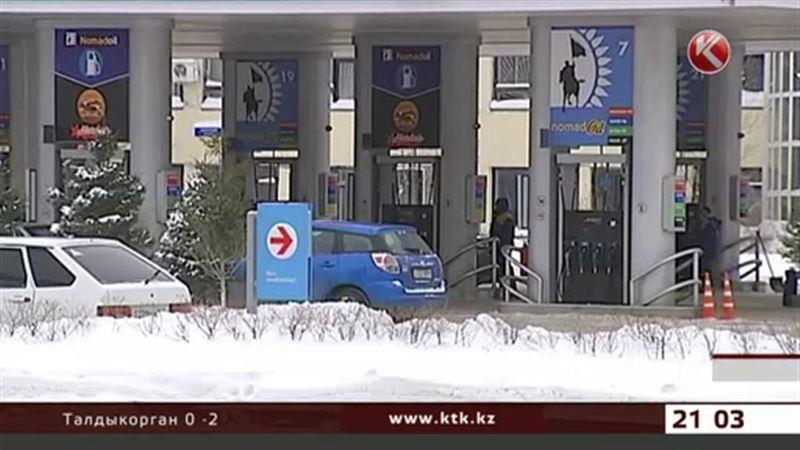 Бензин в Казахстане, возможно, снова подешевеет