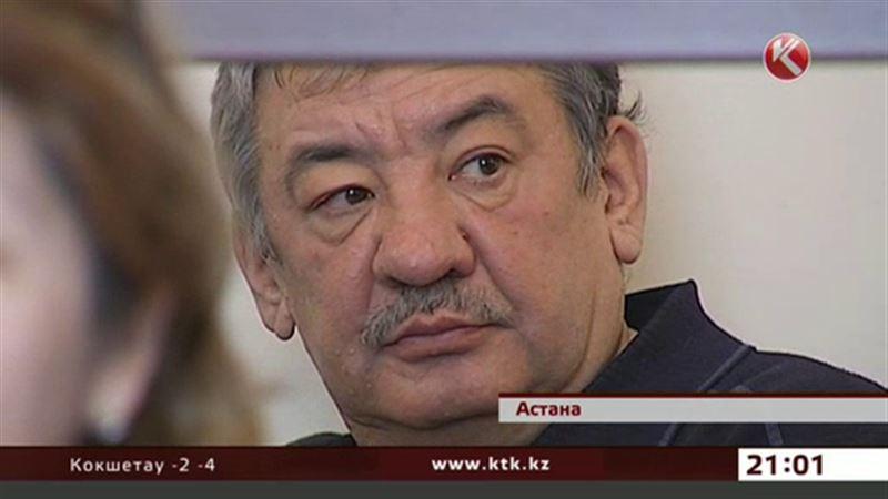 На процессе по делу генерала Джуламанова первые слезы