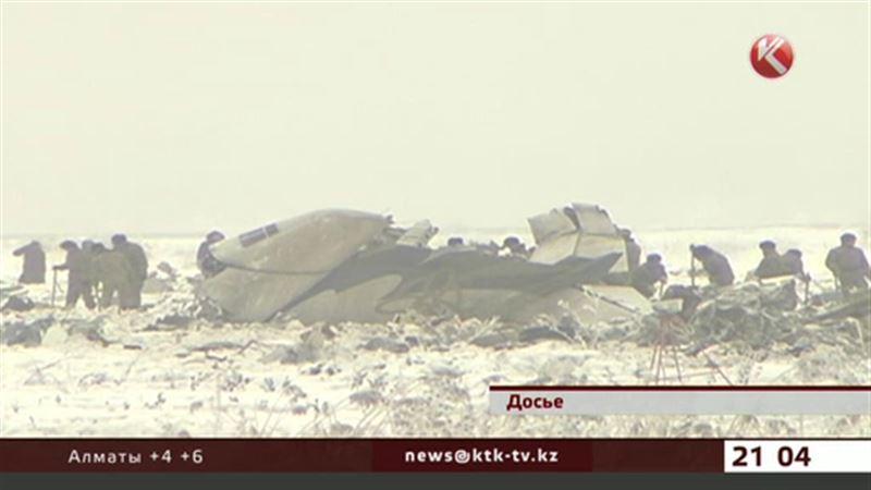 Озвучены причины крушения самолета СRJ-200 под Алматы