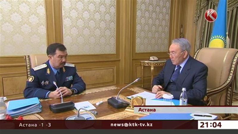 Президент Назарбаев принял Генпрокурора