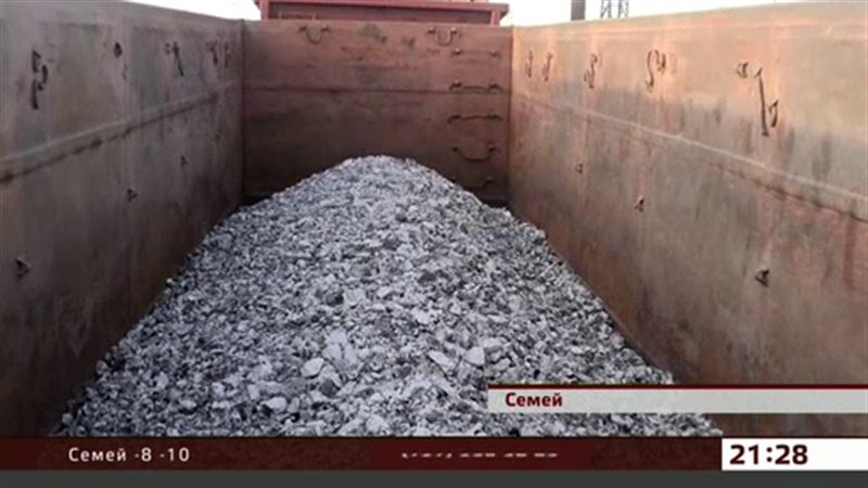 Воришки, похитившие три тонны феррохрома, не знали, что с ними делать