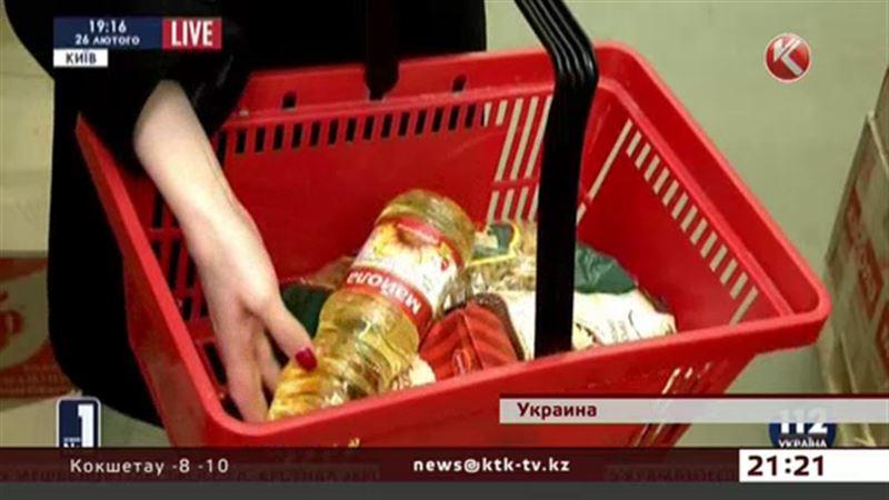 На 43% могут вырасти цены на продукты на Украине