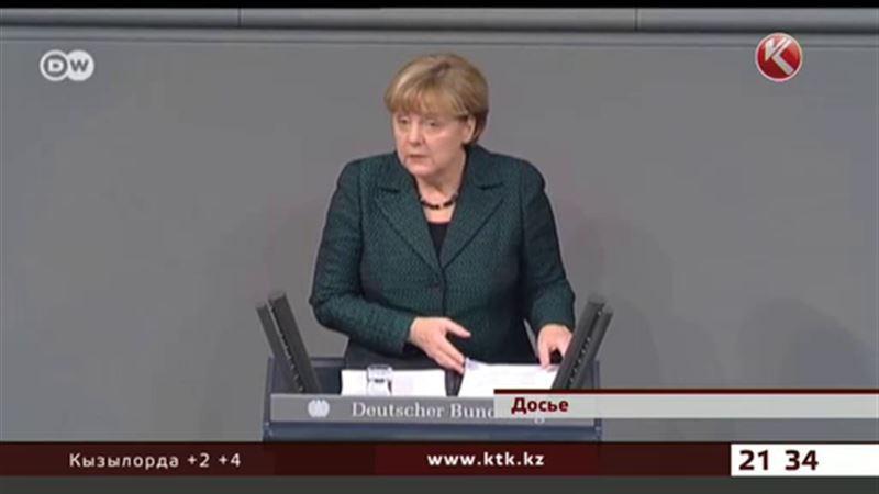 Ангела Меркель не приедет в Москву на парад Победы