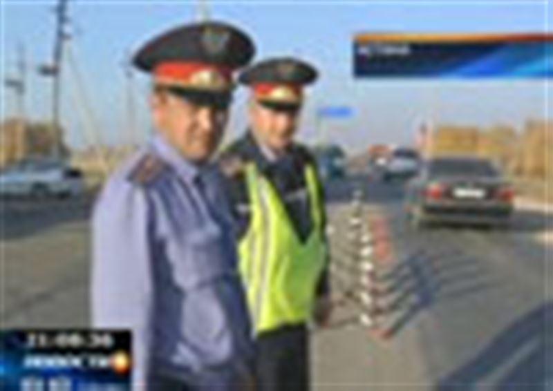 МВД Казахстана начало служебное расследование в Комитете дорожной полиции