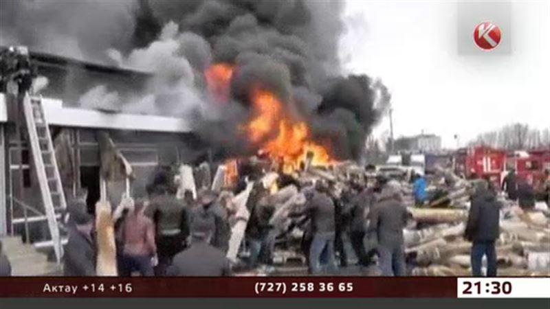 Казахстанцев среди погибших и пострадавших при пожаре в Казани нет