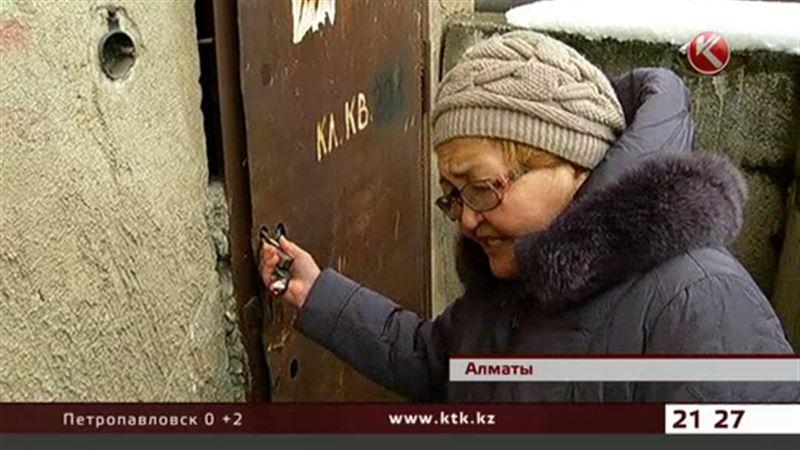В Алматы председатели КСК пускают с молотка крыши и подвалы
