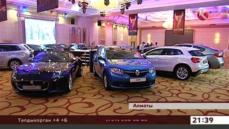 Какой автомобиль казахстанцы считают самым лучшим