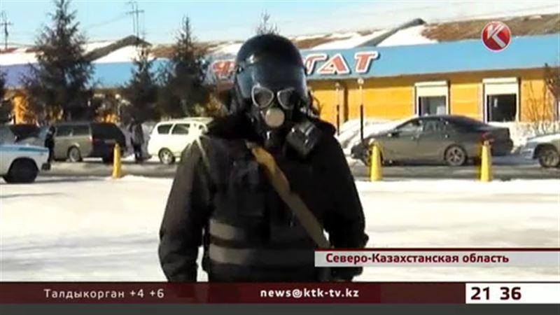В североказахстанской глубинке теперь знают, как выглядит больной Эболой