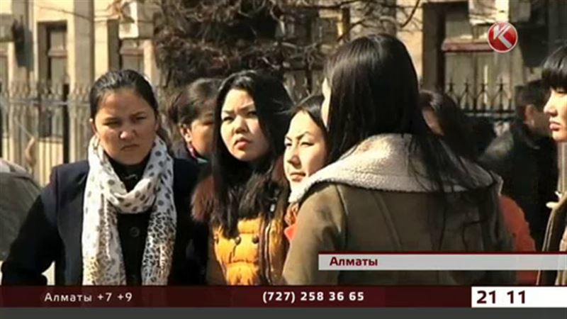 Жамбылский акимат отказался оплачивать гранты 116 студентам