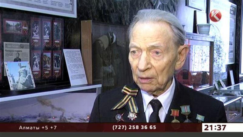 Ветеран из Уральска рассказал о рассекреченных документах войны