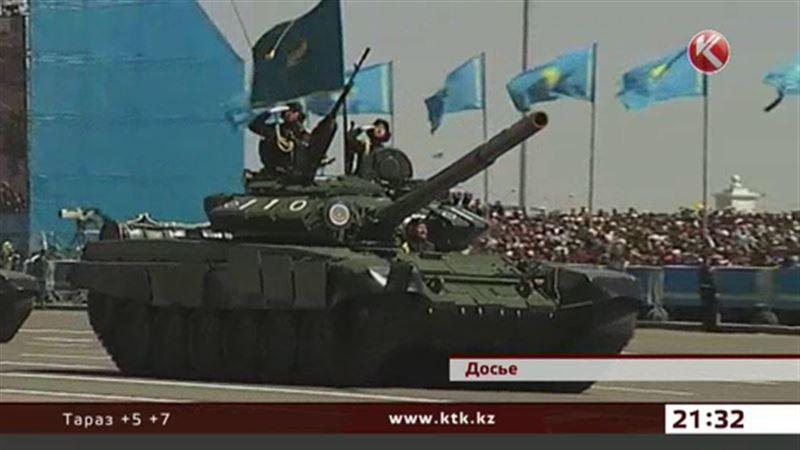 В параде в честь Победы в Астане будет участвовать «Катюша»
