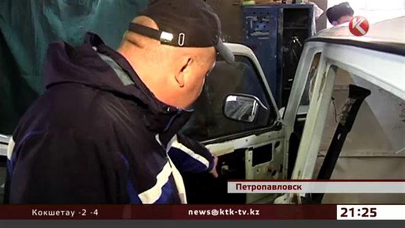 Житель Петропавловска заявляет, что в салоне ему продали старое авто
