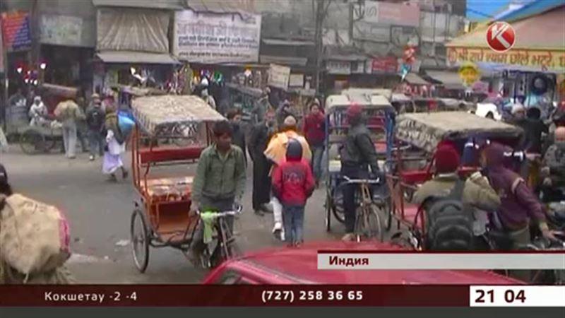 В Индии казахстанка стала жертвой группового изнасилования